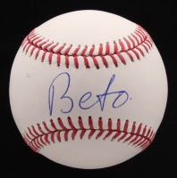 Beto O'Rourke Signed OML Baseball (Beckett COA) at PristineAuction.com