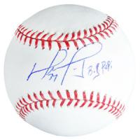 "David Ortiz Signed Baseball Inscribed ""Big Papi"" (Fanatics Hologram) at PristineAuction.com"