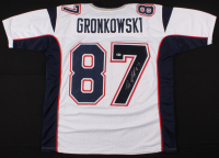 Rob Gronkowski Signed Jersey (Beckett COA)