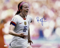 Rose Lavelle Signed Team USA Soccer 16x20 Photo (JSA COA)
