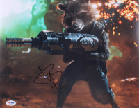 """Bradley Cooper Signed """"Guardians of the Galaxy"""" 11x14 Photo (PSA COA) at PristineAuction.com"""