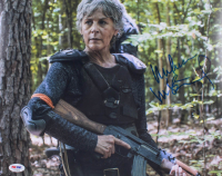 "Melissa McBride Signed ""The Walking Dead"" 11x14 Photo (PSA COA) at PristineAuction.com"