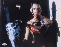 """Christian Bale Signed """"American Psycho"""" 11x14 Photo (PSA COA) at PristineAuction.com"""