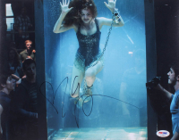 """Isla Fisher Signed """"Now You See Me"""" 11x14 Photo  (PSA COA) at PristineAuction.com"""