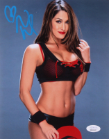 Nikki Bella Signed WWE 8x10 Photo (JSA COA) at PristineAuction.com
