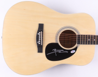 Pete Townshend Signed Acoustic Guitar (PSA COA) at PristineAuction.com