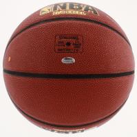 "George Gervin Signed NBA Basketball Inscribed ""Iceman"", ""HOF 96"" & ""NBA Top 50"" (Schwartz COA) at PristineAuction.com"