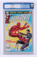 "1982 ""Daredevil"" #183 Marvel Comic Book (CGC 9.6)"