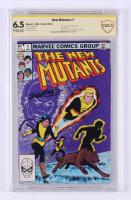 "1983 ""The New Mutants"" #1 Marvel Comic Book (CBCS 6.5)"