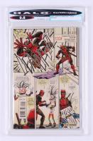 "2016 ""Deadpool"" #2C Varient Edition Marvel Comic Book (HALO 9.8)"
