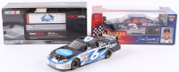 Lot of (2) 1:24 Scale Die-Cast Cars with LE Mark Martin #6 Pfizer 2002 Ford Taurus & Unopened Dale Earnhardt Jr. #3 AC Delco 1998 Chevrolet Monte Carlo