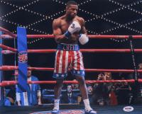 "Michael B. Jordan Signed ""Creed II"" 11x14 Photo (PSA COA) at PristineAuction.com"