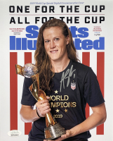 Alyssa Naeher Signed Team USA Soccer 8x10 Photo (JSA COA)