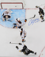Chris Kunitz Signed Pittsburgh Penguins 16x20 Photo (JSA COA & TSE Hologram)