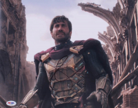 """Jake Gyllenhaal Signed """"Spider-Man: Far From Home"""" 11x14 Photo (PSA COA) at PristineAuction.com"""