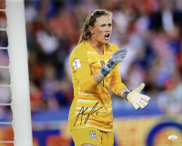 Alyssa Naeher Signed Team USA Soccer 16x20 Photo (JSA COA)