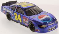 Jeff Gordon #24 DuPont / Pepsi / Talladega 2002 Monte Carlo Elite 1:24 LE Die Cast Car