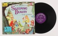 """Vintage 1958 Walt Disney """"Sleeping Beauty"""" Vinyl Record Album"""