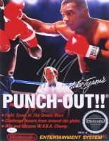 """Mike Tyson Signed """"Punch-Out!!"""" 11x14 Photo (JSA COA) at PristineAuction.com"""