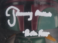"""Jeremy Bulloch Signed """"Star Wars"""" Boba Fett #08 Funko Pop! Vinyl Figure Inscribed """"Boba Fett"""" (Beckett COA) at PristineAuction.com"""