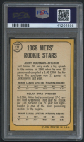 1968 Topps #177 Rookie Stars / Nolan Ryan RC (PSA 7) at PristineAuction.com