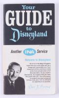 Vintage Disneyland Guide Book