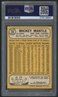 1968 Topps #280 Mickey Mantle (PSA 8) at PristineAuction.com