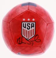 Hope Solo Signed Team USA Soccer Ball (MAB Hologram)