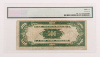 1934 $500 Five Hundred Dollars Federal Reserve Note (PMG 25) at PristineAuction.com