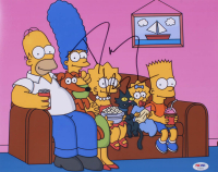 """Danny Elfman Signed """"The Simpsons"""" 11x14 Photo (PSA COA) at PristineAuction.com"""