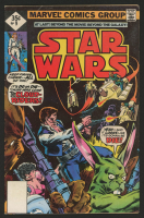 "1977 ""Star Wars"" #9 Marvel Comic Book"