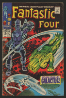 "1968 ""Fantastic Four"" #74 Marvel Comic Book"