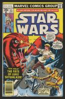 "1978 ""Star Wars"" #11 Marvel Comic Book"