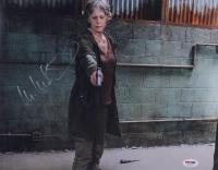 "Melissa McBride Signed ""The Walking Dead"" 11x14 Photo (PSA Hologram) at PristineAuction.com"