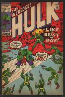 "1970 ""The Incredible Hulk"" #132 Marvel Comic Book"