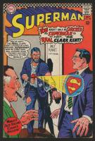 "1967 ""Superman"" #198 DC Comic Book"