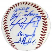 LE 2013 Boston Red Sox World Series Baseball Team-Signed by (20) with David Ortiz, Koji Uehara, Xander Bogaerts, Dustin Pedroia (MLB Hologram) at PristineAuction.com