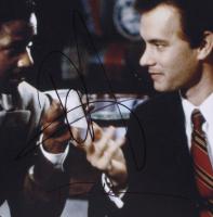 "Tom Hanks & Denzel Washington Signed ""Philadelphia"" 11x14 Photo (PSA Hologram) at PristineAuction.com"