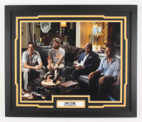 "Mike Tyson Signed ""The Hangover"" 22x26 Custom Framed Photo Display (JSA COA)"