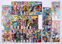"Lot of (44) 1989-91 ""The Uncanny X-Men"" #252-#312 Marvel Comic Books at PristineAuction.com"