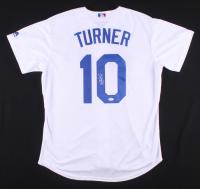 Justin Turner Signed Los Angeles Dodgers Jersey (JSA COA) at PristineAuction.com