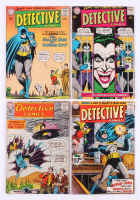 """Lot of (4) 1963-64 """"Detective Comics"""" DC Comic Books with #317, #329, #330, & #332"""