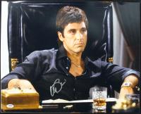 "Al Pacino Signed ""Scarface"" 16x20 Photo (PSA LOA)"