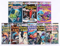 "Lot of (9) 1975-76 ""Detective Comics"" #448-#457 DC Comic Books"