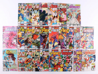 "Lot of (26) 1976-85 ""The Avengers"" #149-#256 Marvel Comic Books"
