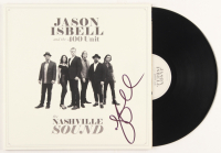 "Jason Isbell Signed ""The Nashville Sound"" Vinyl Record Album (JSA COA)"