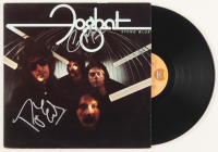 """Roger Earl & Craig MacGregor Signed """"Stone Blue"""" Vinyl Record Album (JSA COA)"""