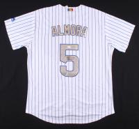 Albert Almora Jr. Signed Chicago Cubs Jersey (JSA COA) at PristineAuction.com