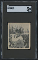 1948 Bowman #6 Yogi Berra RC (SGC 3) at PristineAuction.com