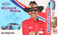Richard Petty Signed 8x10 Print (JSA COA)